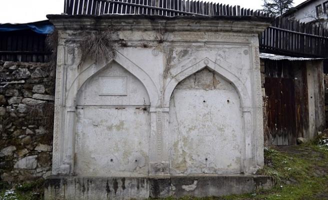 Safranbolu'da Ellibir Tarihi çeşme restore edilecek