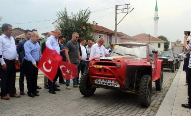 Konuralp Anma ve Turizm etkinliği off-road yarışları ile başladı