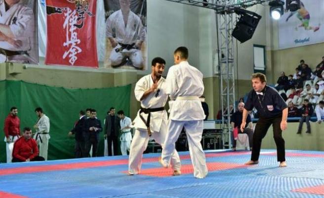 Altın Safran Türkiye Açık Kyokushin Şampiyonası