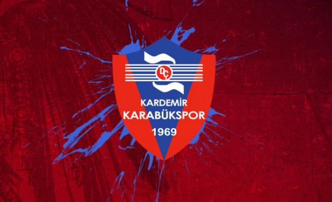 Kardemir Karabükspor'a Latovlevici'den kötü haber