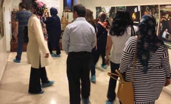 Safranbolu'da Psikiyatri hastalarına gezi morali