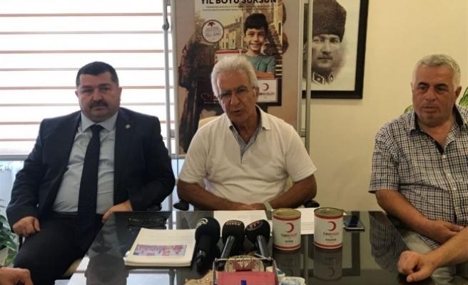 Kızılay'dan Kurban Bereketi Yıl Boyunca Sürsün' sloganı