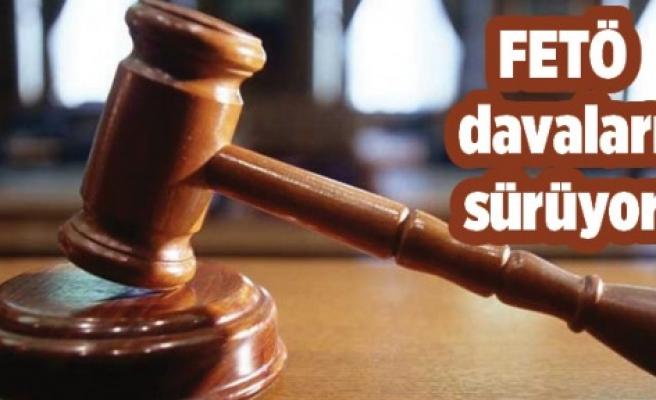 Düzce'de FETÖ/PDY Davaları Sürüyor