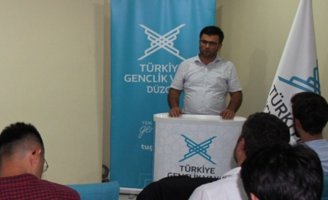 TÜGVA'da Bilgin görevini Yazıcı'ya bıraktı