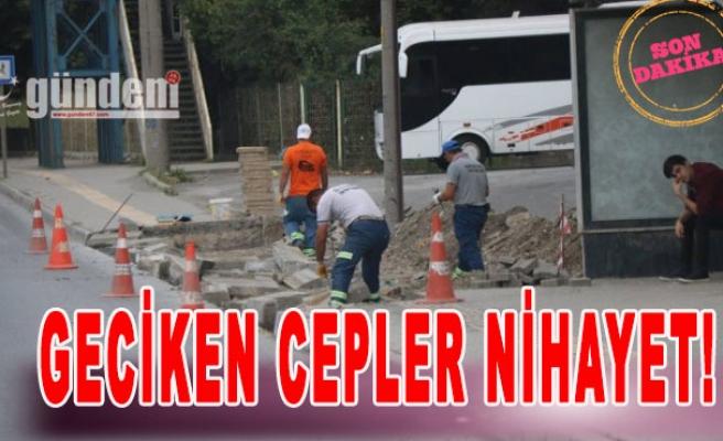Geciken Cepler Nihayet.!