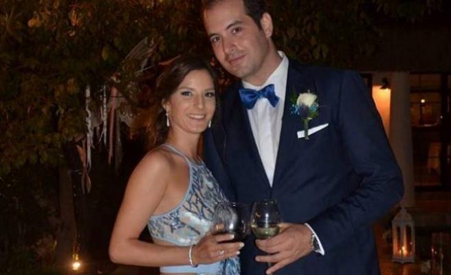 Belediye Başkanın torunu Bodrum'da nişanlandı
