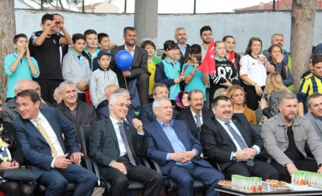 Fenerbahçe Başkanı Aziz Yıldırım Düzce'de