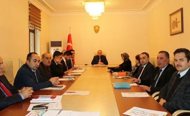 Safranbolu'da çocuk koruma toplantısı