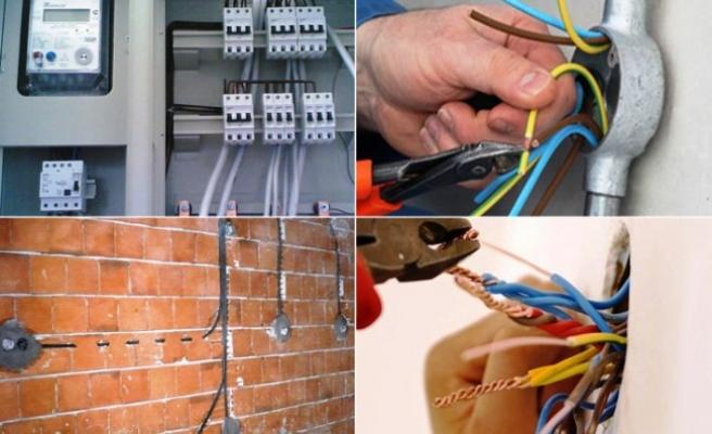 Elektrik tesisatçılarına eğitim
