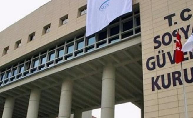 SGK prim ödemelerinde son tarih 2 Ocak