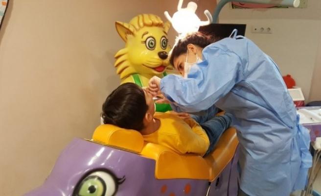 Düzce Ağız ve Diş Sağlığı merkezi özel hastane gibi çalışıyorlar