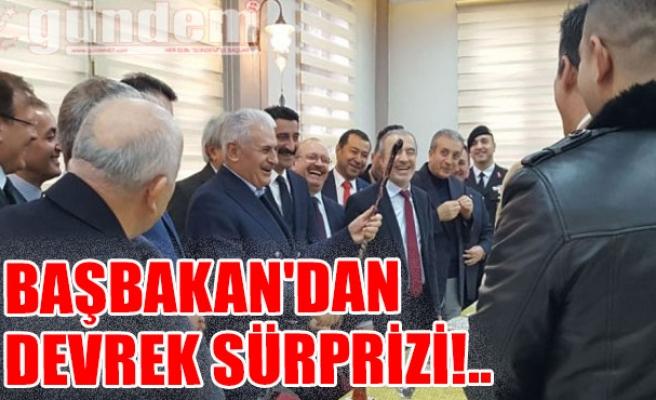 Başbakan'dan Devrek Sürprizi!..