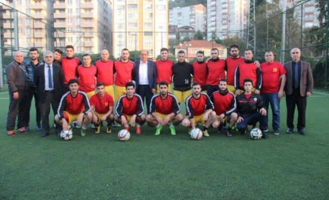 Gülüç Belediyespor Eleşler'i farklı yendi: 3-1