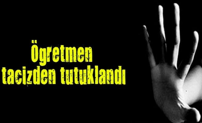 Zonguldak'ta Öğretmen, tacizden tutuklandı