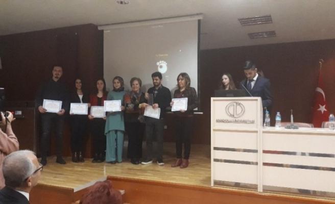 Düzce Üniversitesi ödüle layık görüldü...
