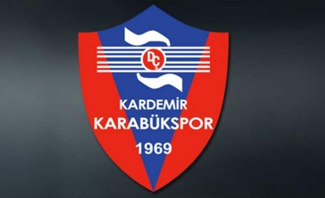 Kardemir Karabükspor ikinci yarıya Antalya'da hazırlanacak