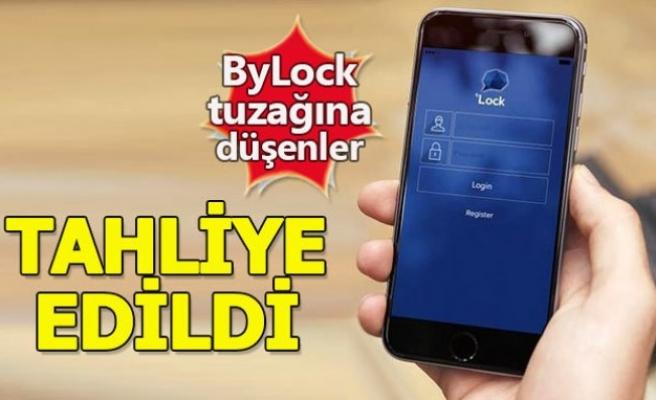 Zonguldak'ta ByLock tuzağına düşen 25 kişi tahliye edildi