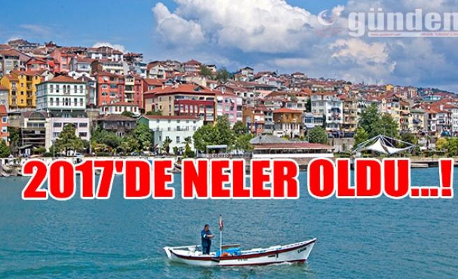 2017'de Neler Oldu...!