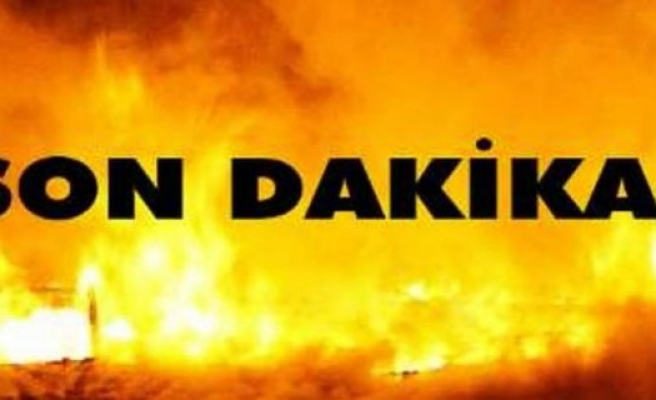 Yenice'deki yangın hasara yol açtı