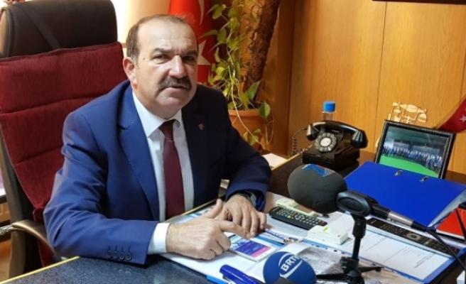 Başkan Karabacak yeniden aday