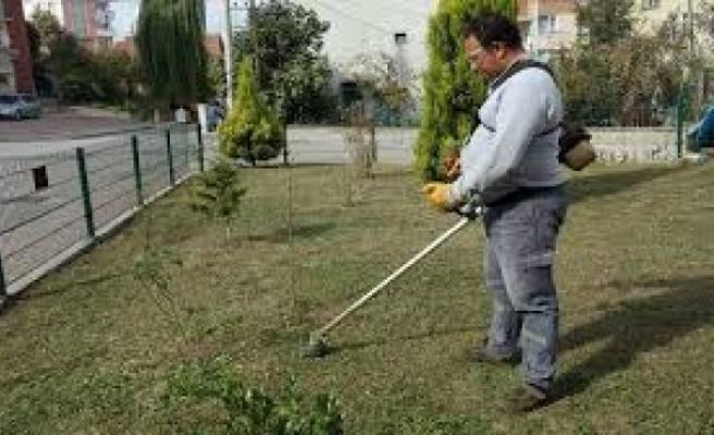 Bartın'da belediye çalışmaları