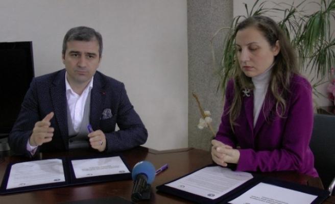 Düzce Üniversitesi Rektörü Çakar, Akçakoca için müjdeli haber verdi