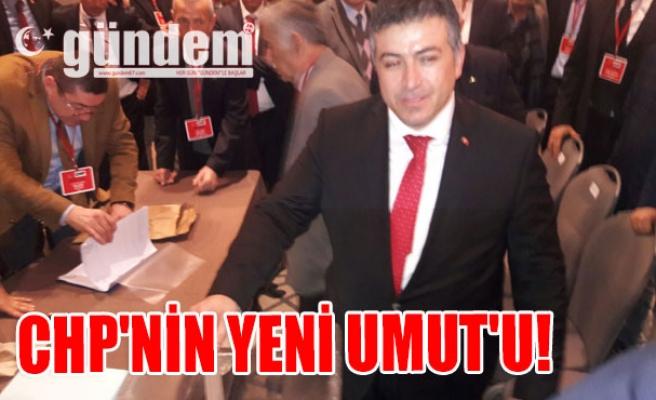 CHP'nin Yeni UMUT'u!