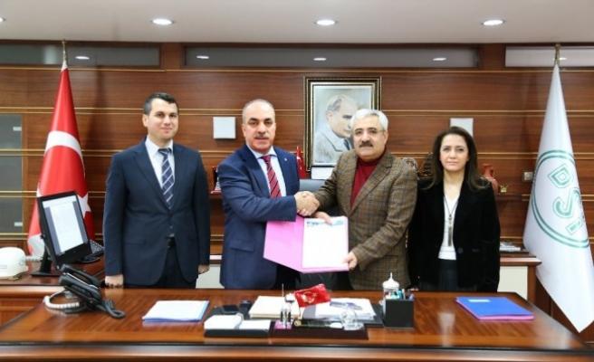 DSİ Düzce'de yatırımlarına, sözleşme imzalandı