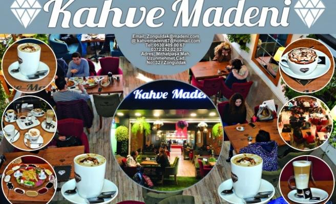 Kahve Madeni zonguldak