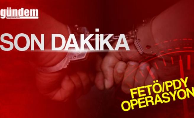 Düzce'de FETÖ'den 4 asker tutuklandı