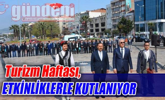 Ereğli'de Turizm Haftası, etkinliklerle kutlanıyor