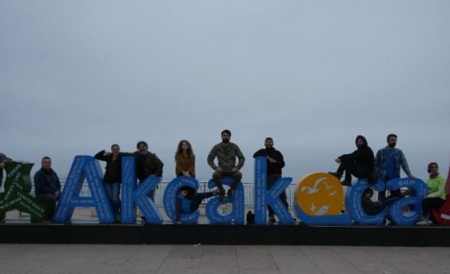 Akçakoca belediyesi sosyal medya bloggerlerini ağırladı...