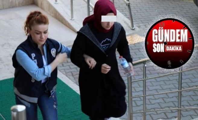 Zonguldak adliyesinde 1 Tutuklama