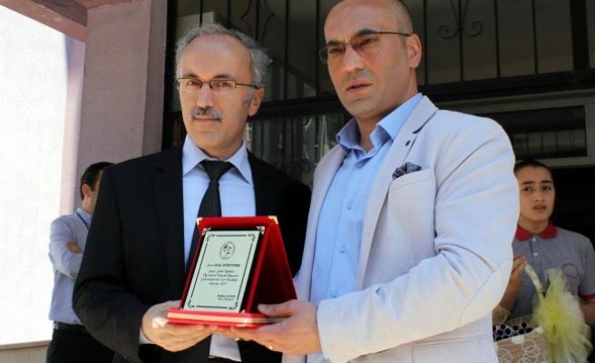 Zonguldak Gazi Mustafa Kemal Ortaokulu mezuniyet töreni