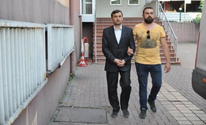 Bartın merkezli FETÖ/PDY 1 kişi tutuklandı
