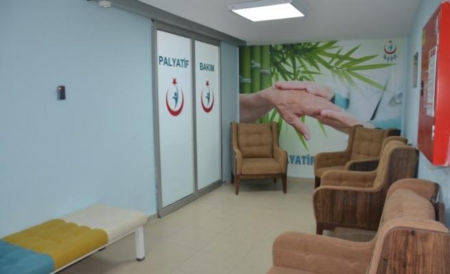"""Palyatif Bakım Merkezi"""" hizmete açıldı"""