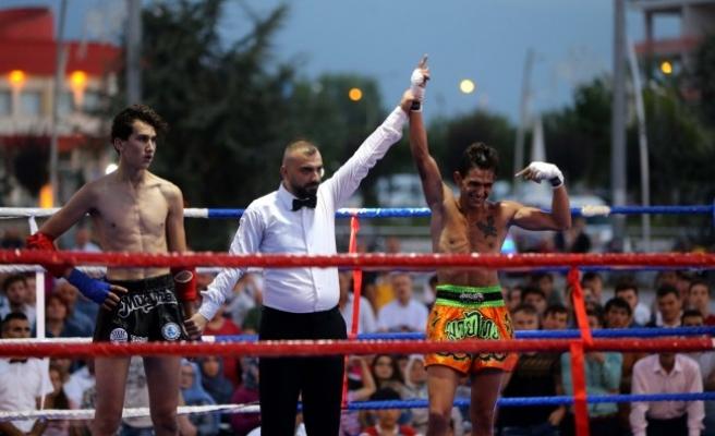 Türkiye 3. Muay Thai Gençlik Kupası.