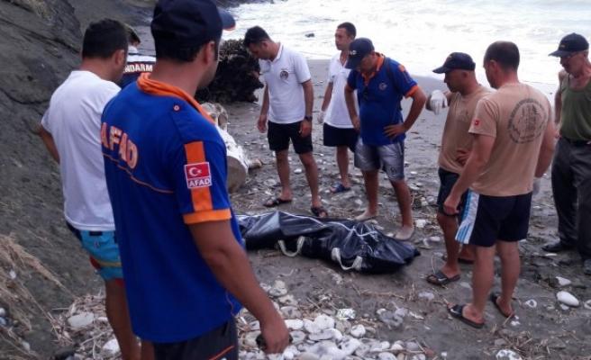 Denizde kaybolan gencin cesedi bulundu.
