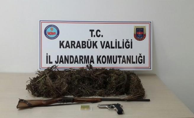 Karabük'te Zehir Tacir Operasyonları