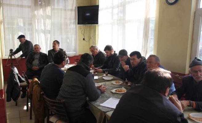 Yığılca'da Avcılık ve Atıcılık Kulübü Genel Kurulu yapıldı