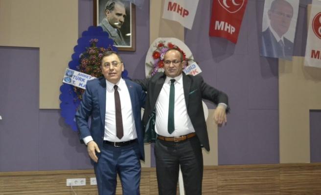 MHP Karabük İl Başkanlığı Olağan İl Kongresi...
