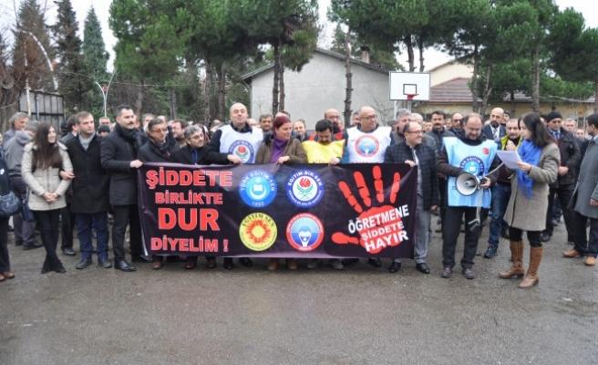 İzmir'de okul müdürünün öldürülmesi...