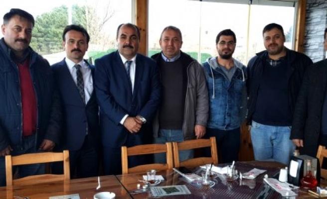 Türk Eğitim-Sen Alaplı Temsilciliği'ne Arslanoğlu getirildi