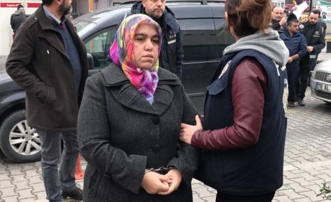 Safranbolu ilçe imamları olduğu tespit edilen çift, adliyede