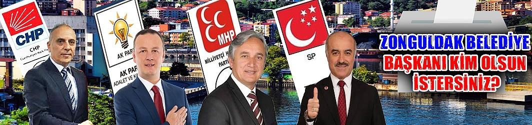 Zonguldak Belediye Başkanı kim olsun istersiniz?
