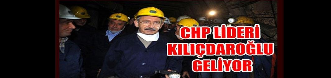 CHP Lideri Kılıçdaroğlu geliyor