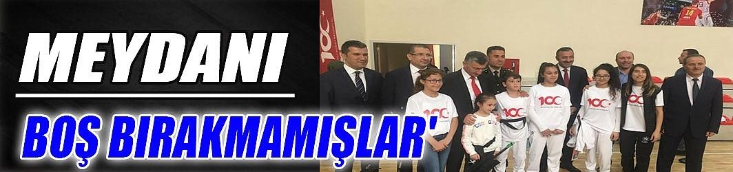 'MEYDANI BOŞ BIRAKMAMIŞLAR'
