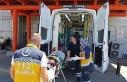 3. kattan düşen 4 yaşındaki çocuk ağır yaralandı