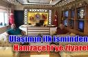 Ulaşımın ilk isminden Hamzaçebi'ye ziyaret