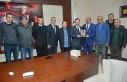 Amatör Spor Kulüplerinden Başkan Uysal'a plaket
